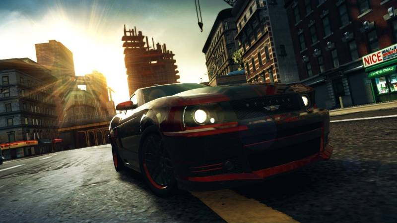 Game Ridge Racer Unbounded 4