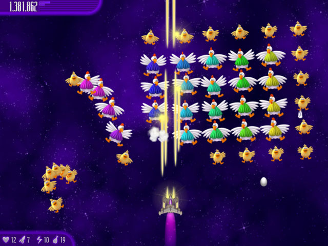 Game Chicken Invaders 4 2