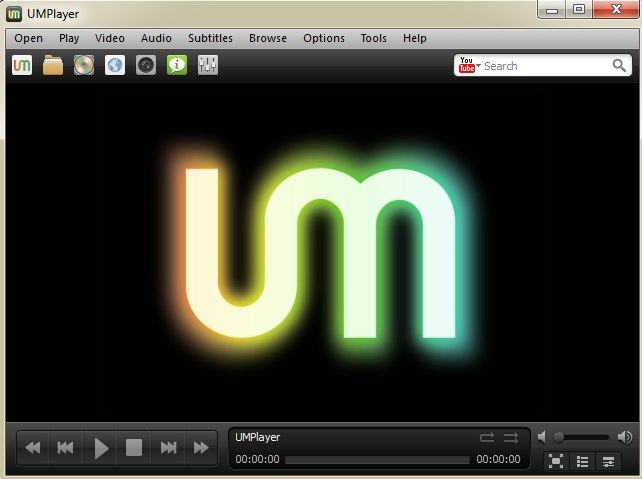 Program UMPlayer 3