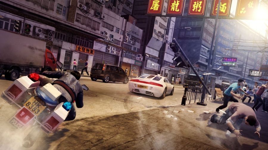 Game Sleeping Dogs 1