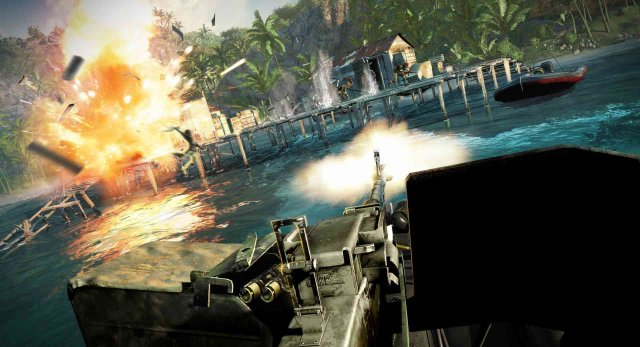 Game Far Cry 3 4