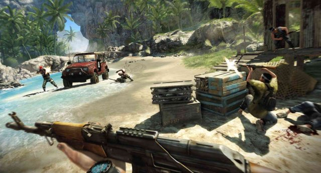 Game Far Cry 3 3