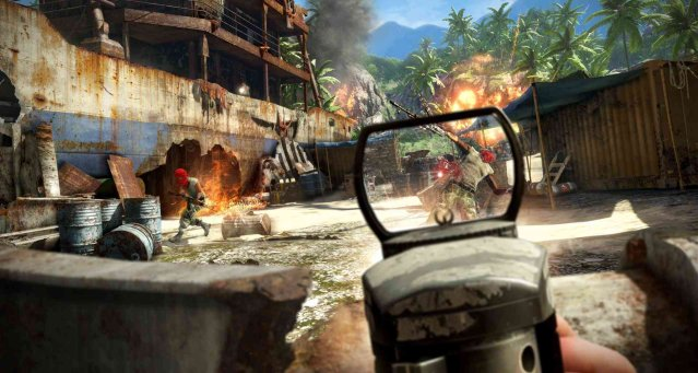 Game Far Cry 3 1