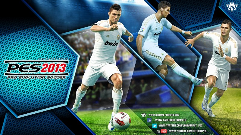 Game Pro Evolution Soccer 2013 1