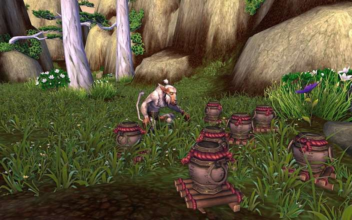 Game World of Warcraft Mists of Pandaria 3