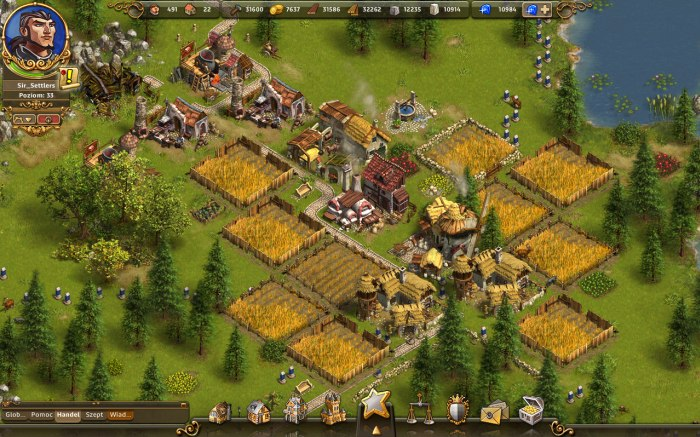 Game Settlers Online 4