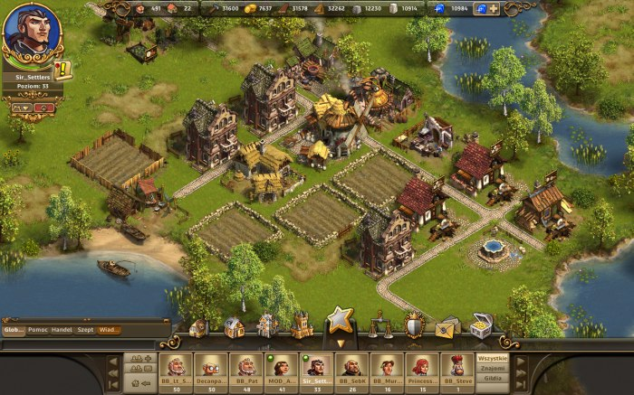 Game Settlers Online 2