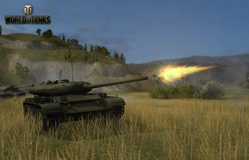 Game World Of Tanks 3