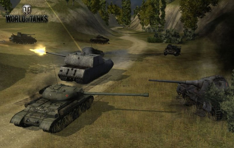 Game World Of Tanks 1