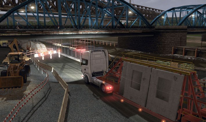 Game Scania Truck Driving Simulation 1