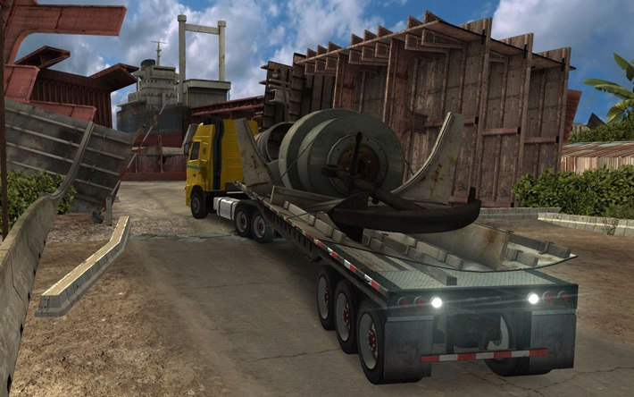 Game 18 Wheels of Steel Extreme Trucker 2