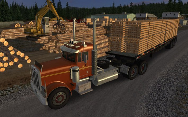 Game 18 Wheels of Steel Extreme Trucker 1