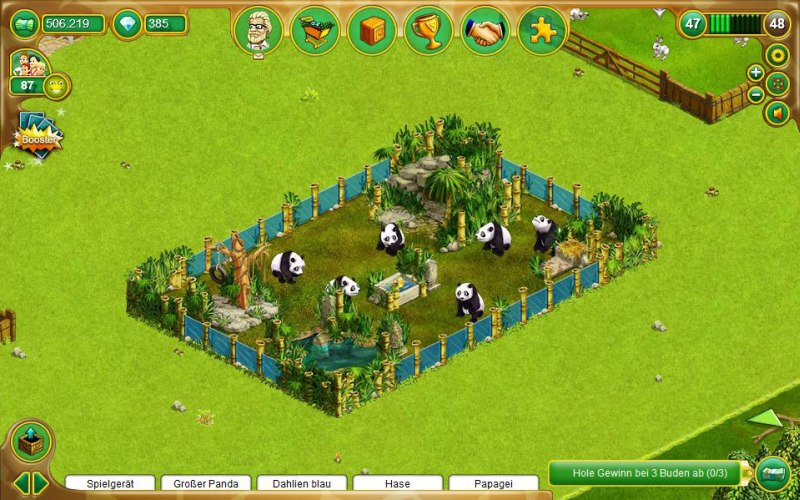 Game My Free Zoo 4