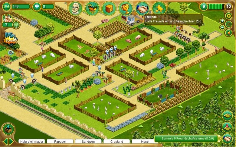 Game My Free Zoo 3