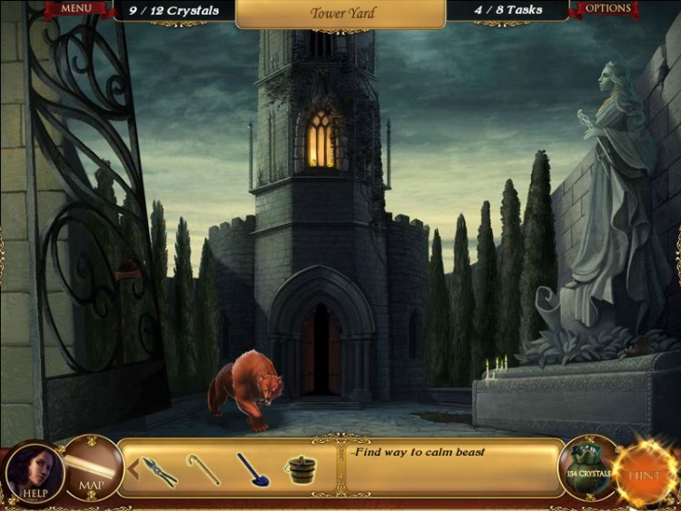 Game A Gypsys Tale: The Tower of Secrets 2