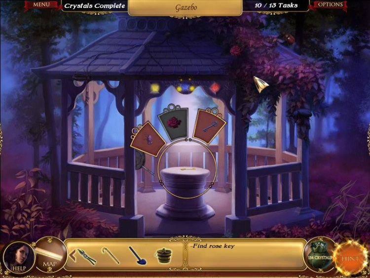 Game A Gypsys Tale: The Tower of Secrets 1