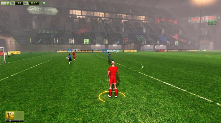 Game GlobalSoccer 4