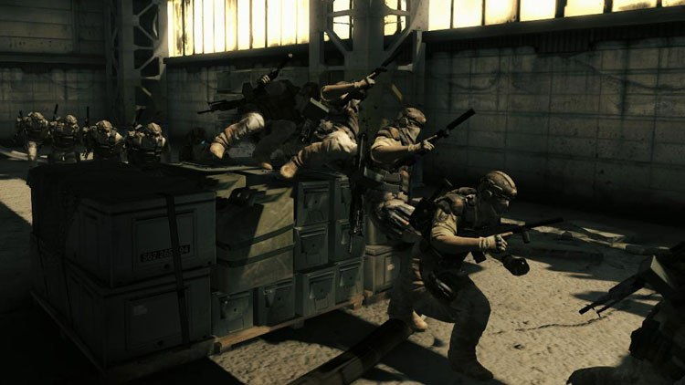 Game Ghost Recon Online 4