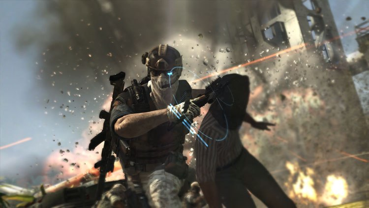 Game Ghost Recon Online 3