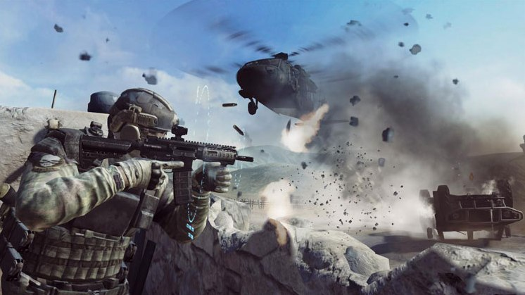 Game Ghost Recon Online 1