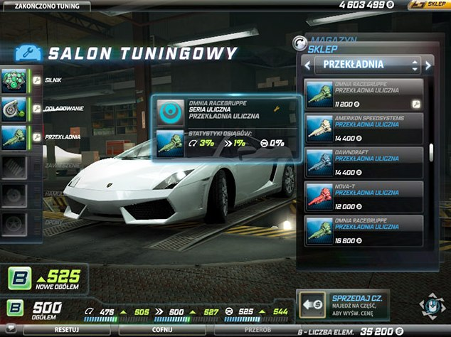 Game Need For Speed World 4