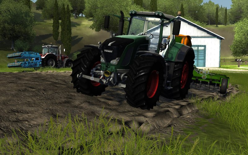 Game Farming Simulator 2013 4