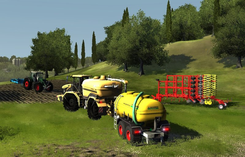 Game Farming Simulator 2013 3