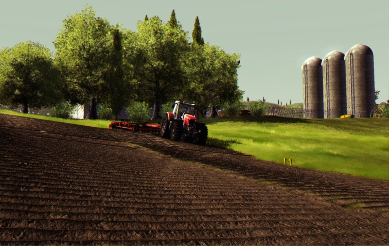 Game Farming Simulator 2013 1