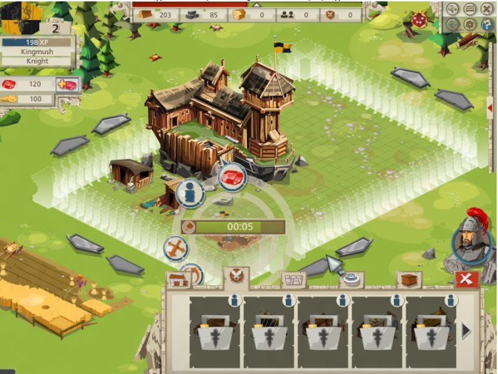 Game Goodgame Empire 2
