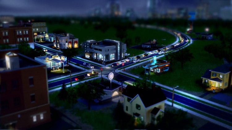 Game SimCity 3