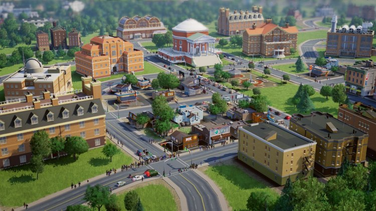 Game SimCity 1
