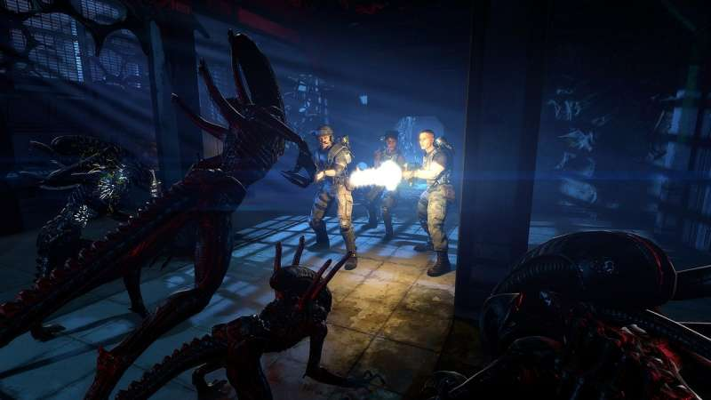 Game Aliens Colonial Marines 4