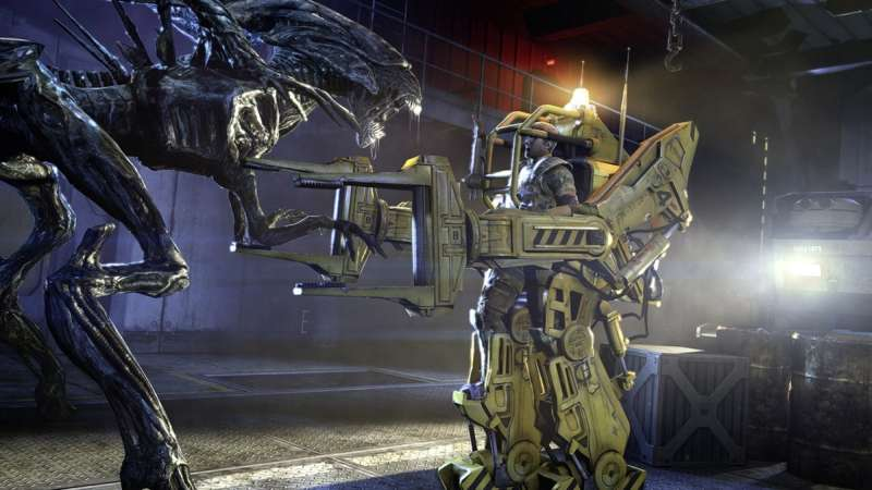 Game Aliens Colonial Marines 3