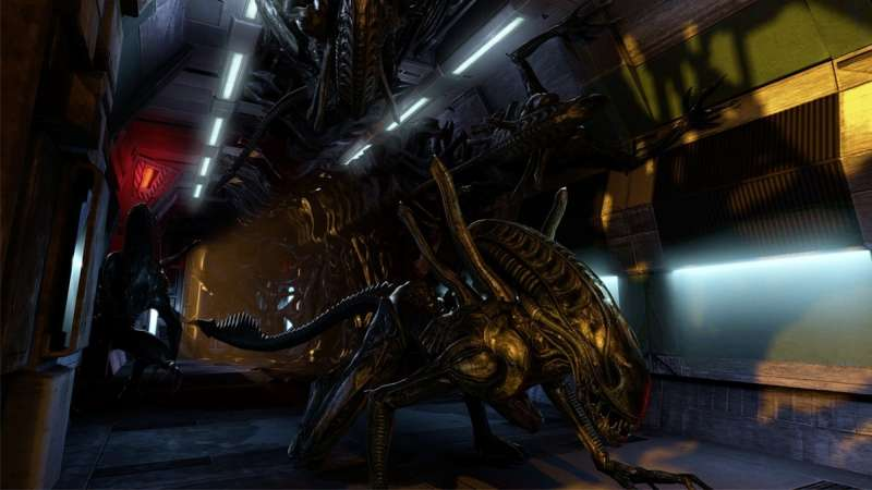Game Aliens Colonial Marines 2