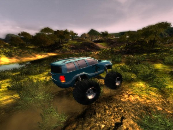 Game Bigfoot 4X4 Challenge 3