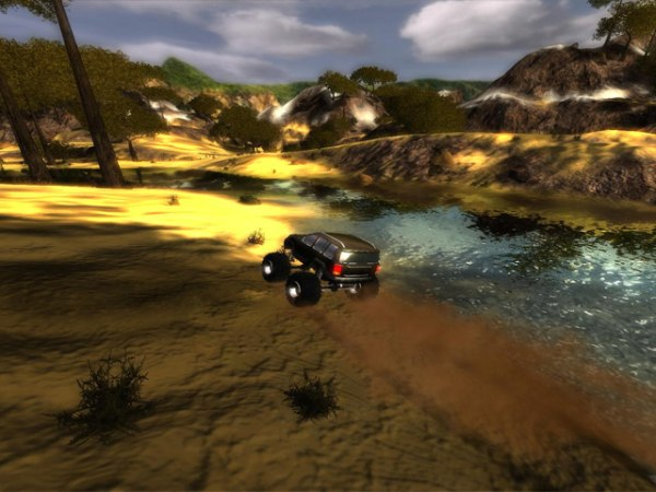 Game Bigfoot 4X4 Challenge 2