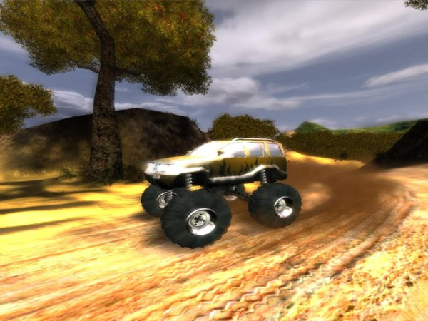 Game Bigfoot 4X4 Challenge 1