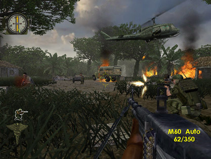 Game Men of Valor: The Vietnam War 1