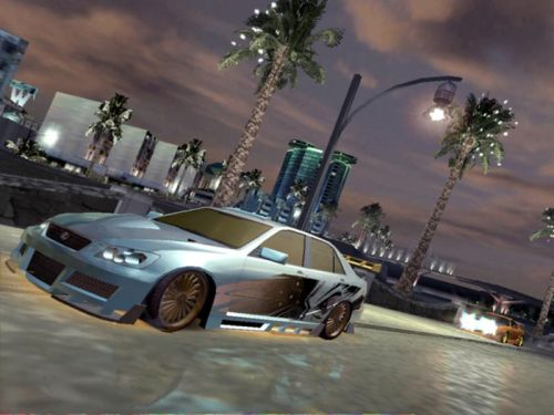 Game Need for Speed: Underground 2 3
