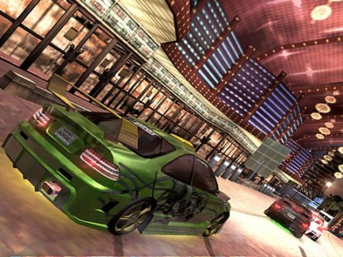 Game Need for Speed: Underground 2 2
