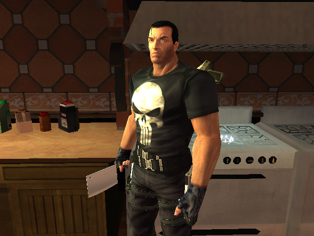 Game The Punisher 4