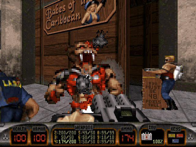 Game Duke Nukem 3D 1