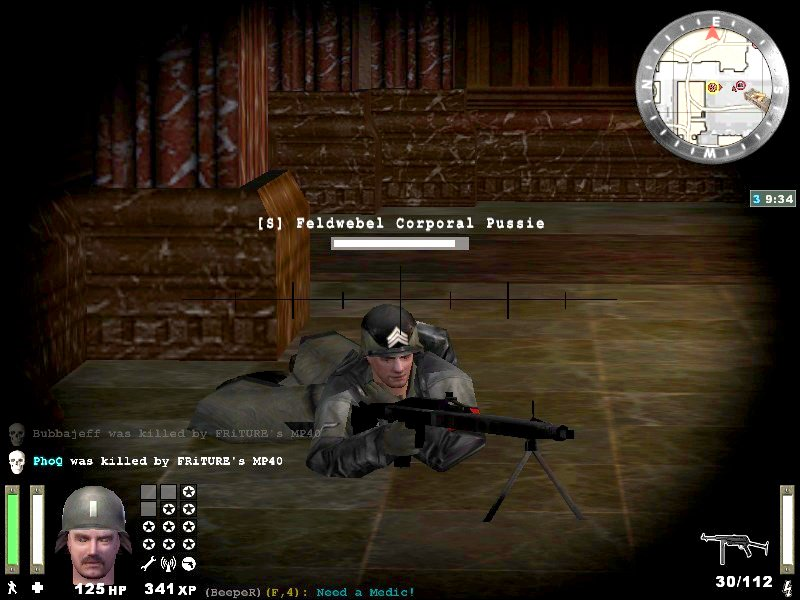 Game Wolfenstein Enemy Territory 3