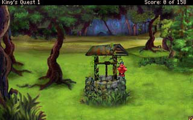Game King's Quest 2