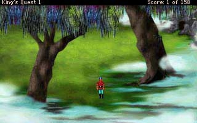 Game King's Quest 1