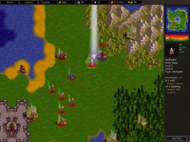 Game Battle for Wesnoth 2