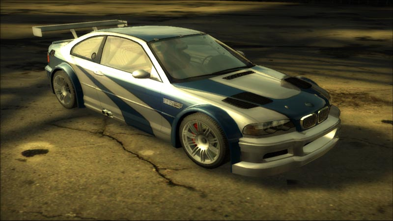 Game Need for Speed: Most Wanted 4