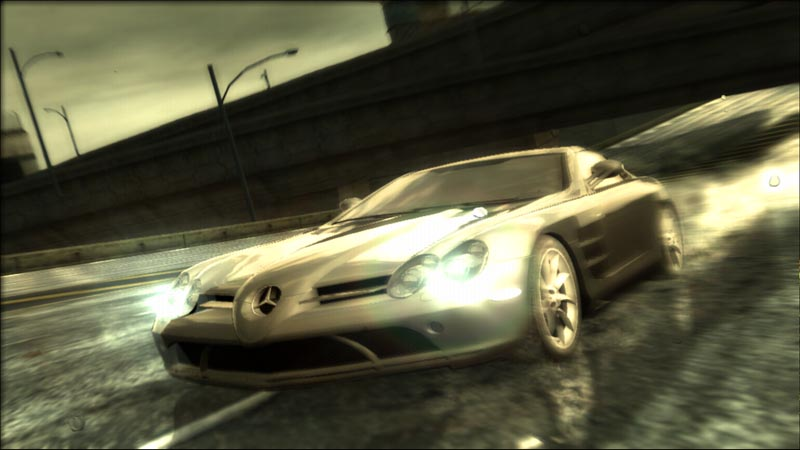 Game Need for Speed: Most Wanted 3
