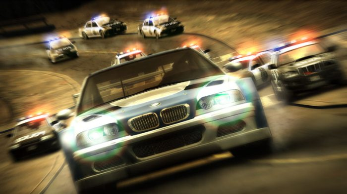 Game Need for Speed: Most Wanted 2
