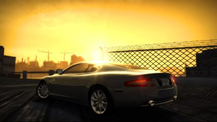 Game Need for Speed: Most Wanted 1